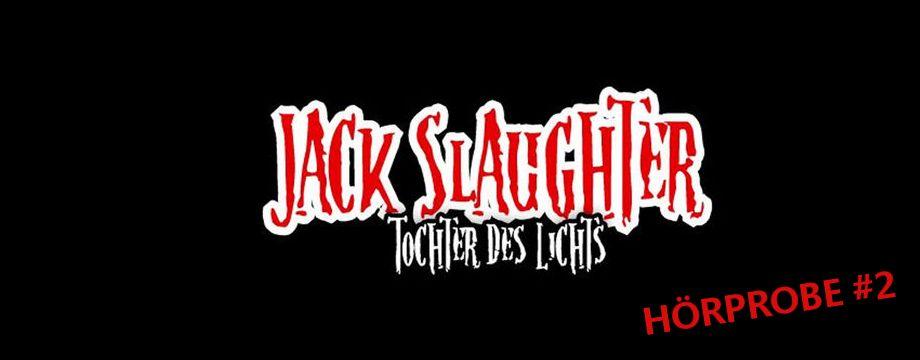 Jack Slaughter - Hörspiel