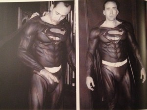 Nicolas Cage als Superman