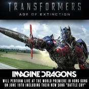 Transformers Premiere Hongkong