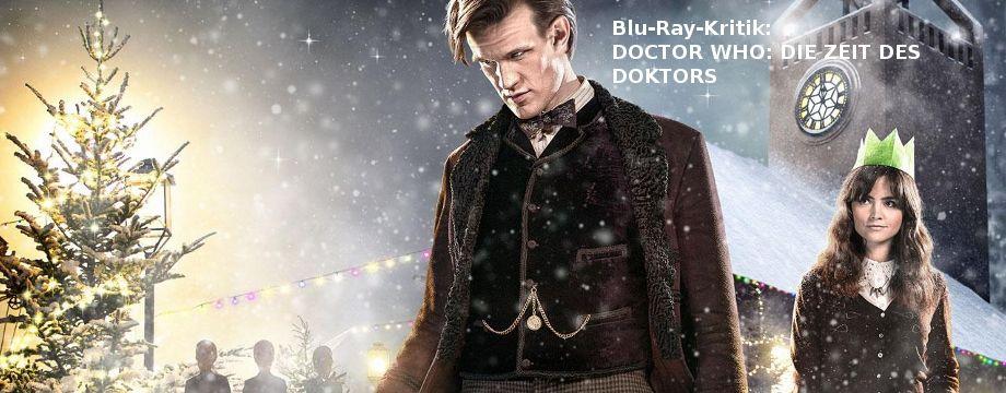 Doctor who - Die Zeit des Docors