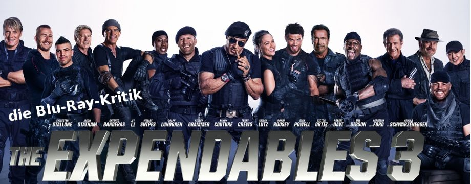 the expendables 3 - Filmkritik