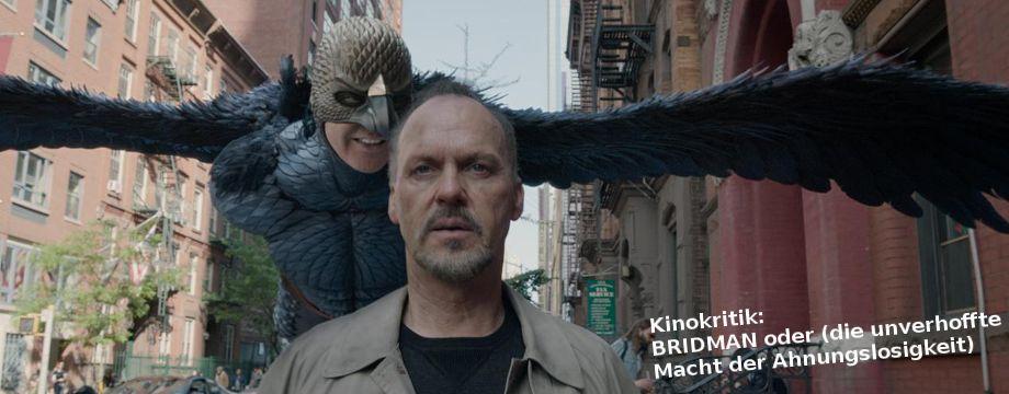 Birdman - Filmkritik