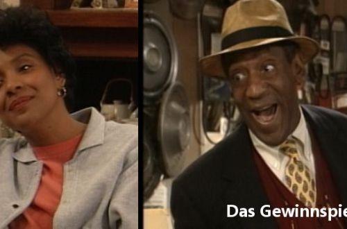 Cosby - Gewinnspiel