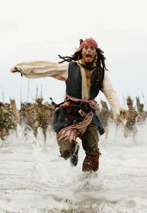 Fluch der Karibik - Sparrow Run