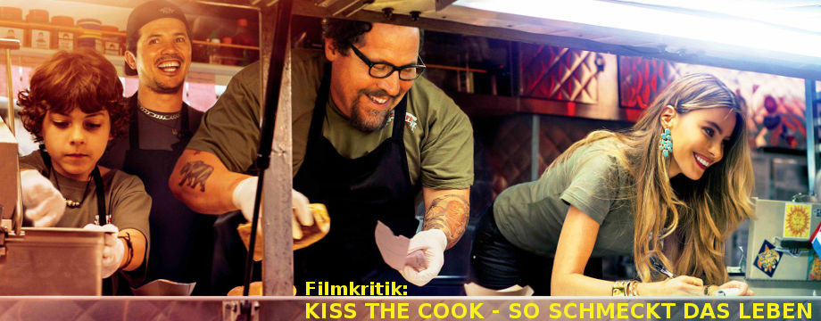 Kiss the cook - Filmkritik