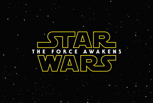 Star Wars 7 logo