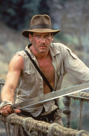 Harrison Ford: INDIANA JONES 5 ist der Letzte?