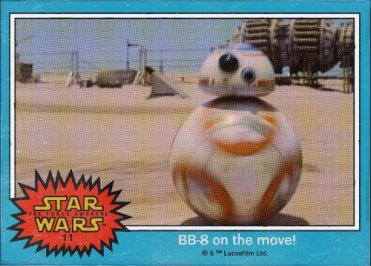 STAR WARS - Trading Card 01