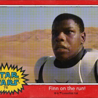 STAR WARS - Trading Card 05