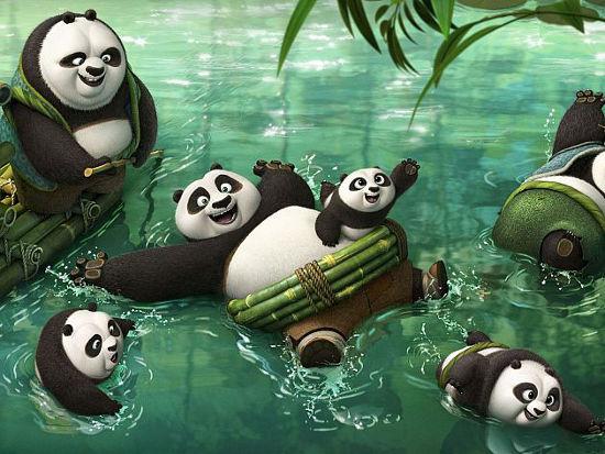 Kung Fu Panda 3_erste Bilder