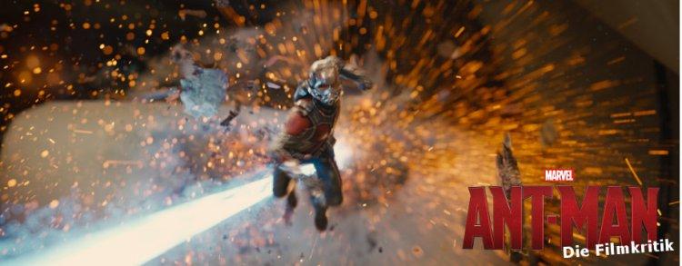 Ant-Man - Filmkritik