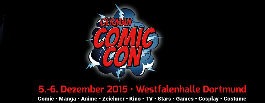 German Comic Con 2015