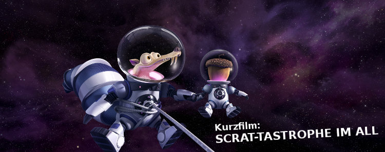 Scrat-tastrophe im All_Short Movie