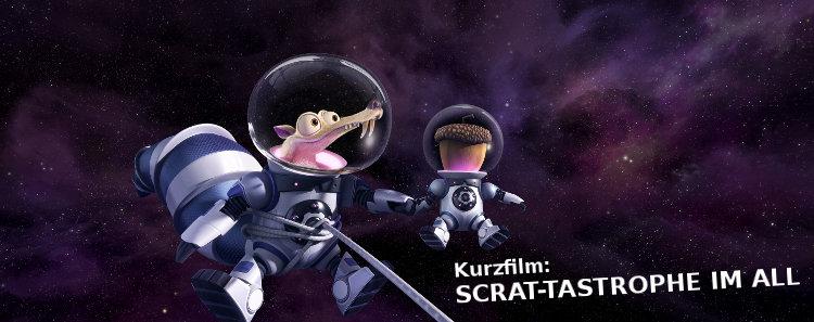 Scrat-tastrophe im All_Short Movie