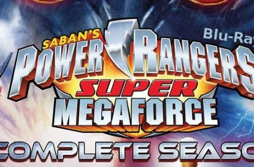 Power Ranger Super Megaforce