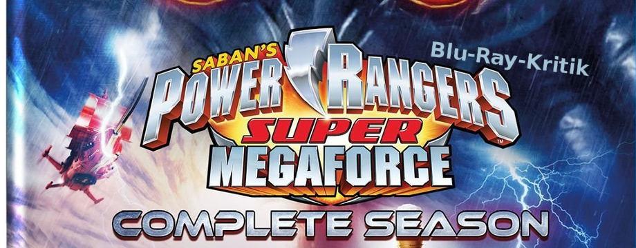 Power Ranger Super Megaforce