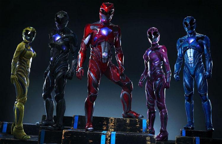 Power Ranger 2016_Team-Foto