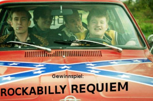 Rockabilly Requiem Gewinnspiel