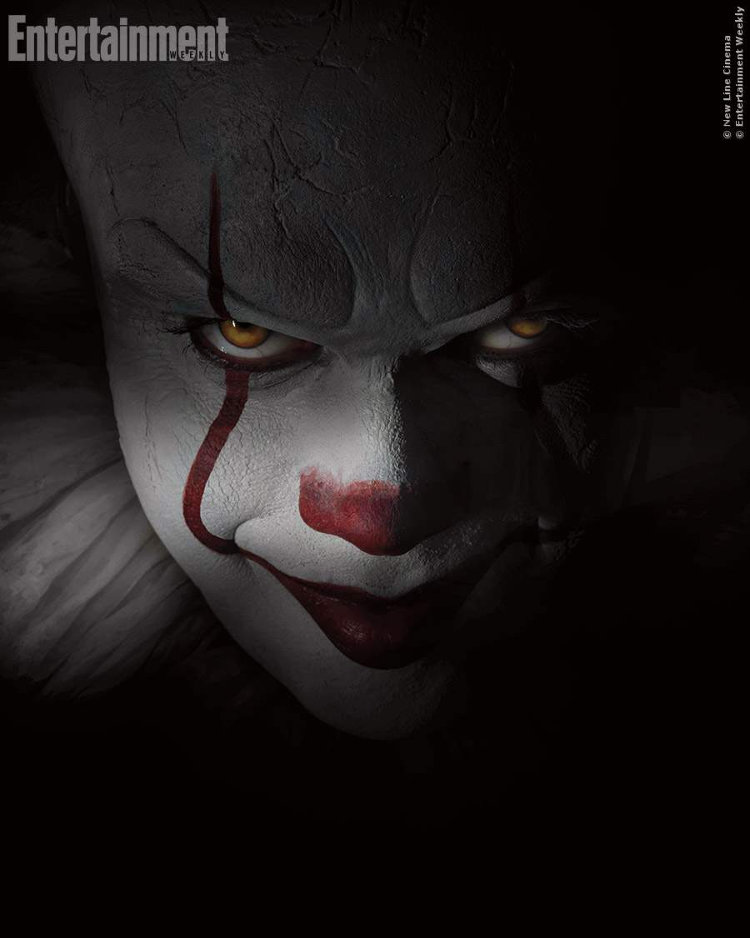 Es - IT Remake - Pennywise First Look