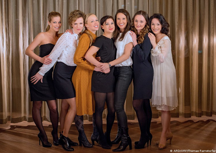 Vorstadtweiber - Staffel 2 Der Cast