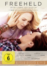 Freeheld - DVD-Cover