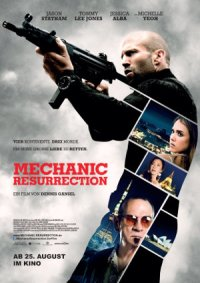 Mechanic Resurrection - Poster