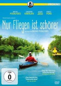 Nur fliegen ist schöner - DVD-Cover