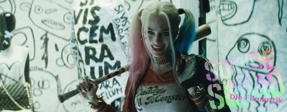 Suicide Squad - Filmkritik