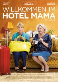 Willkommen im Hotel Mama - Poster