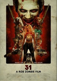 31 Rob Zombie - Poster