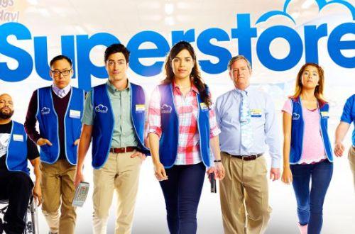 Superstore - Neu auf Universal Channel Deutschland
