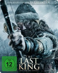 The Last King - Blu-Ray Cover