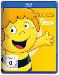 Biene Maja ihr schönsten Abenteuer - Blu-Ray-Cover