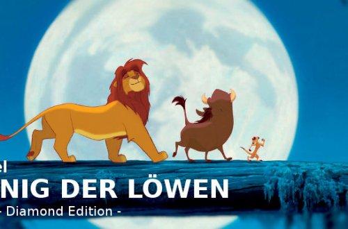 König der Löwen - Gewinnspiel
