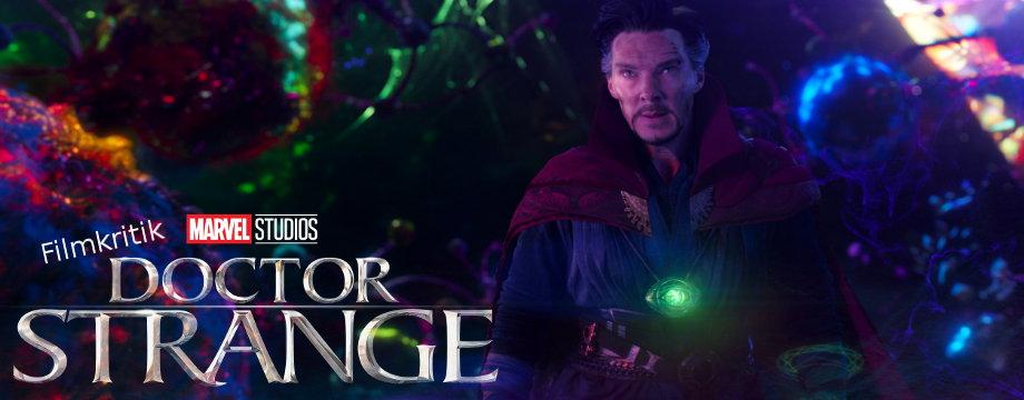 Doctor Strange - Filmkritik - Review