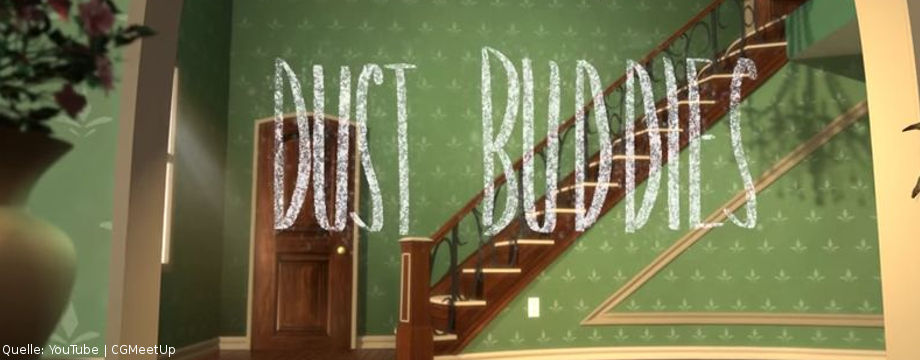 Dust Buddies - Still - Short Movie