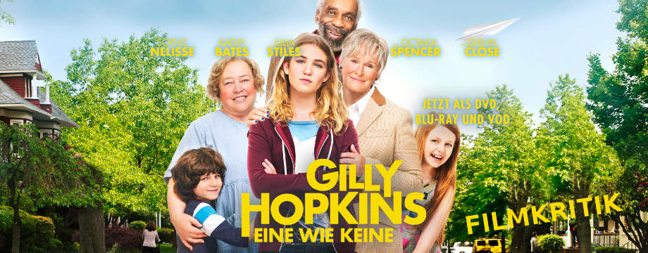 Gilly Hopkins - Filmkritik