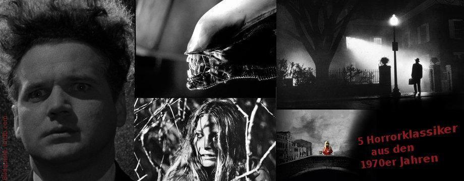 Halloween Special 2016 - Horrorklassiker aus den 1970ern