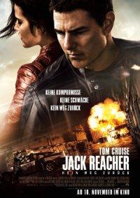 Jack Reacher 2 - Poster