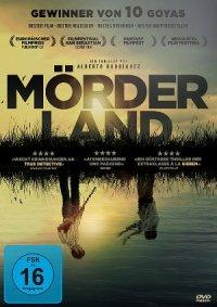 Mörderland - DVD-Cover