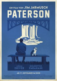 Paterson - Jim Jarmusch - Poster