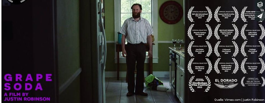 Grape Soda - Short Movie by Justin Robinson