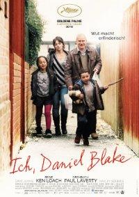 Ich, Daniel Blake - Poster