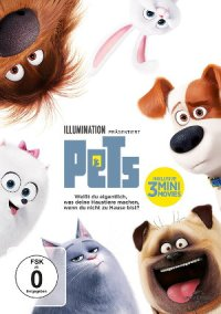 Pets - DVD-Cover