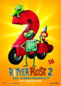 Ritter Rost 2 - Poster