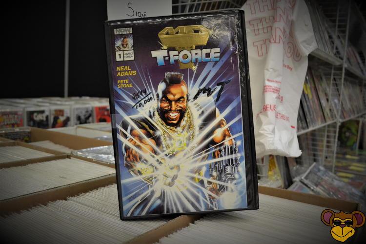 German Comic Con 2016 - T-Force