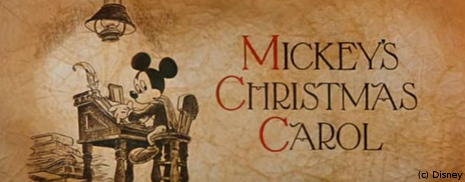 Mickey's Christmas Carol - Disney Short Movie