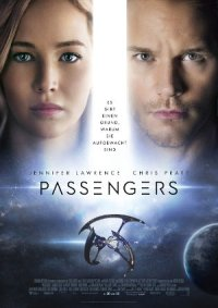Passengers - Poster