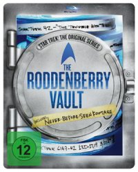 The Roddenberry Vault - Blu-Ray-Cover