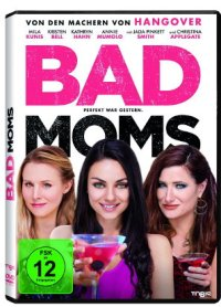 Bad Moms - DVD-Cover